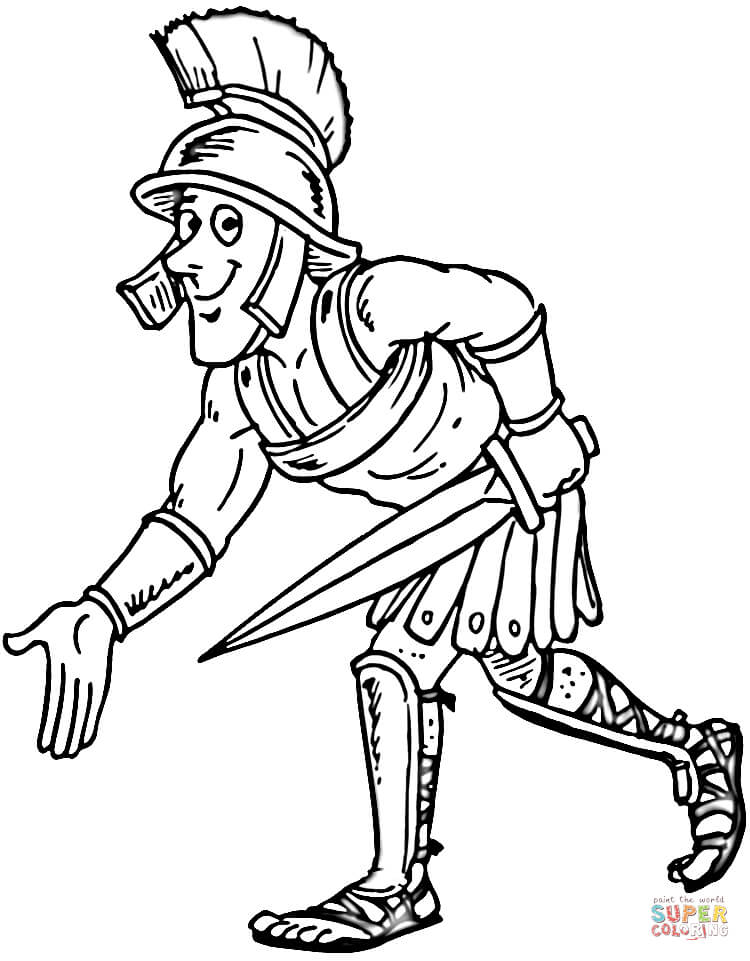 rome coloring pages - julius caesar coloring page coloring home
