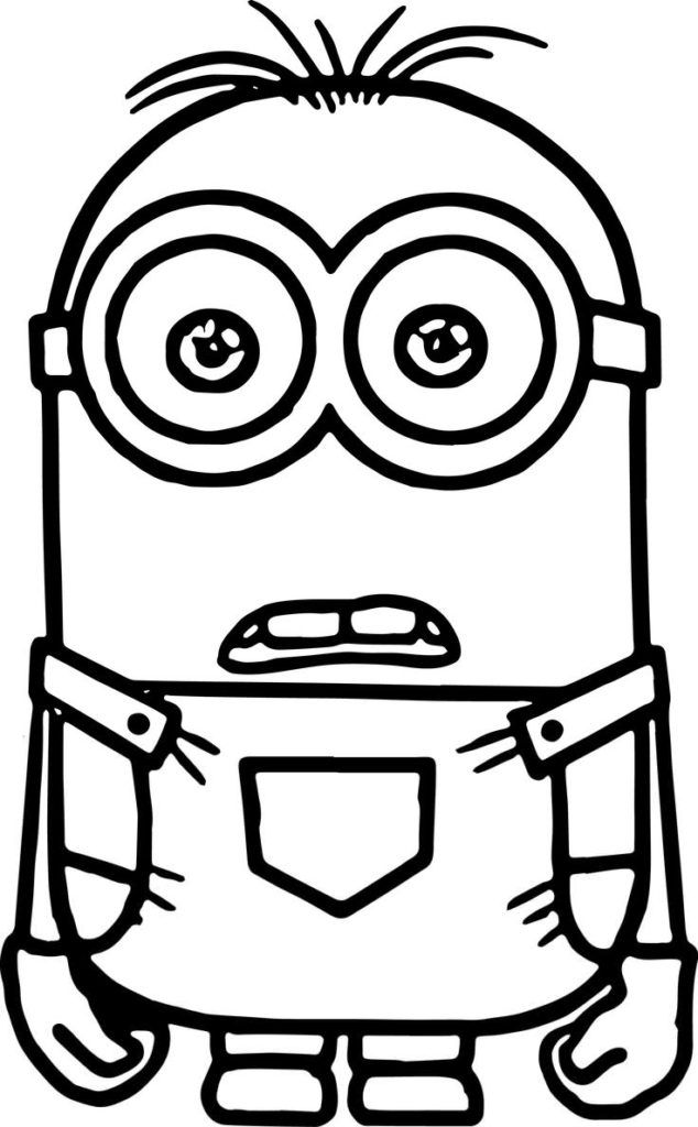 Coloring Pages: Free Coloring Pages Of Minions Halloween Wallpaper ...