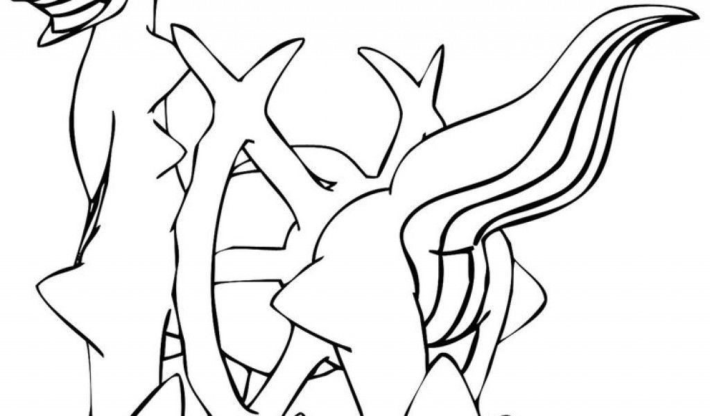 all legendary pokemon coloring pages - photo#35
