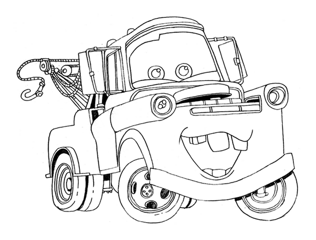 12 Pics Of Disney Cars Logo Coloring Page