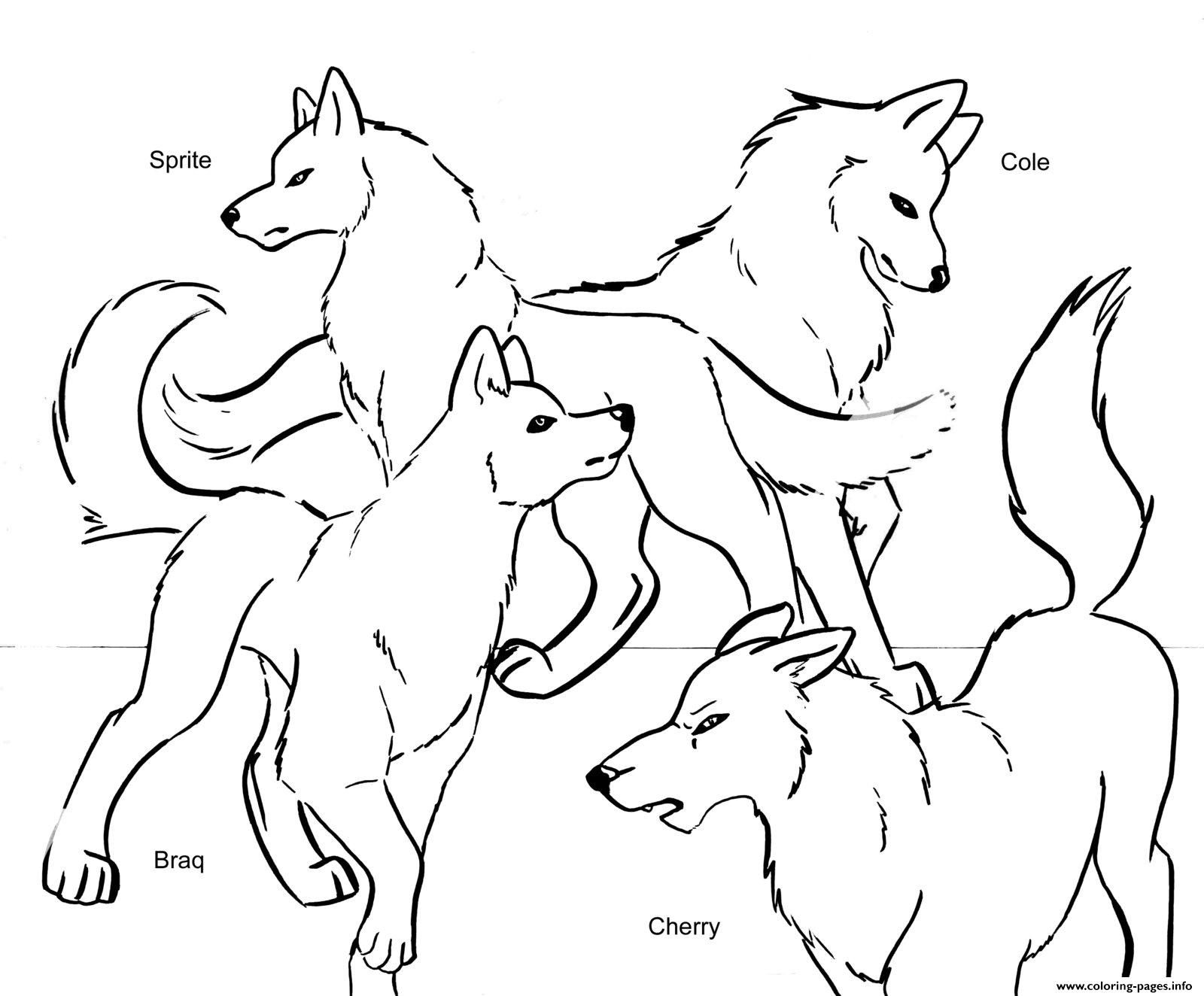 Wolf With Pup Coloring Pages - Coloring Home | 1324x1600