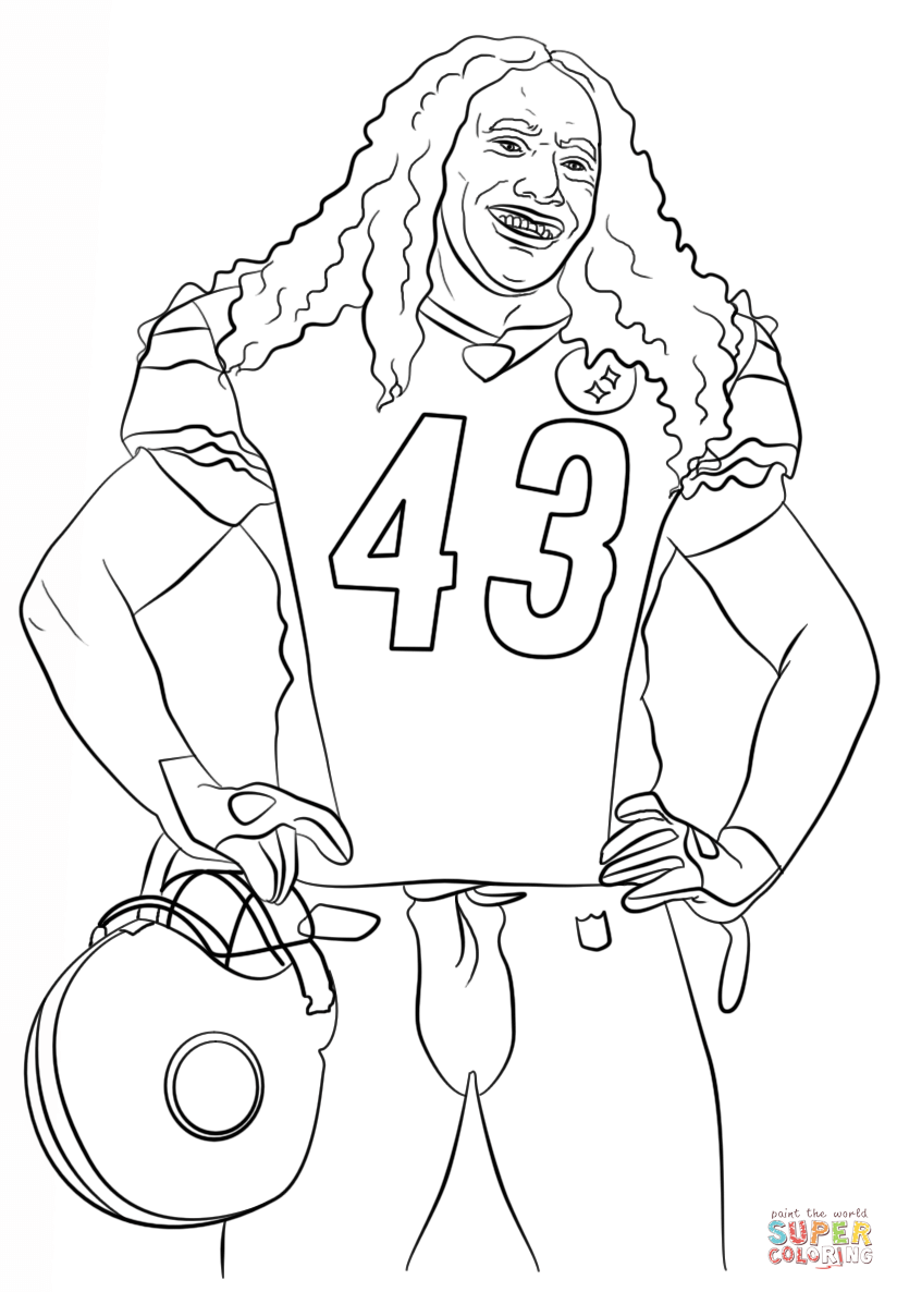 Coloring Pages Of Tom Brady Coloring Home