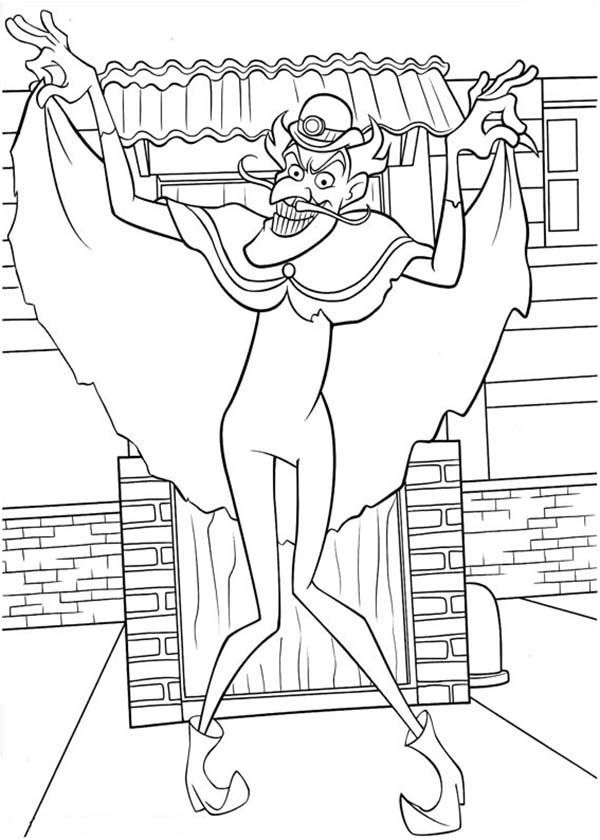 supervillains coloring pages to print - photo#11