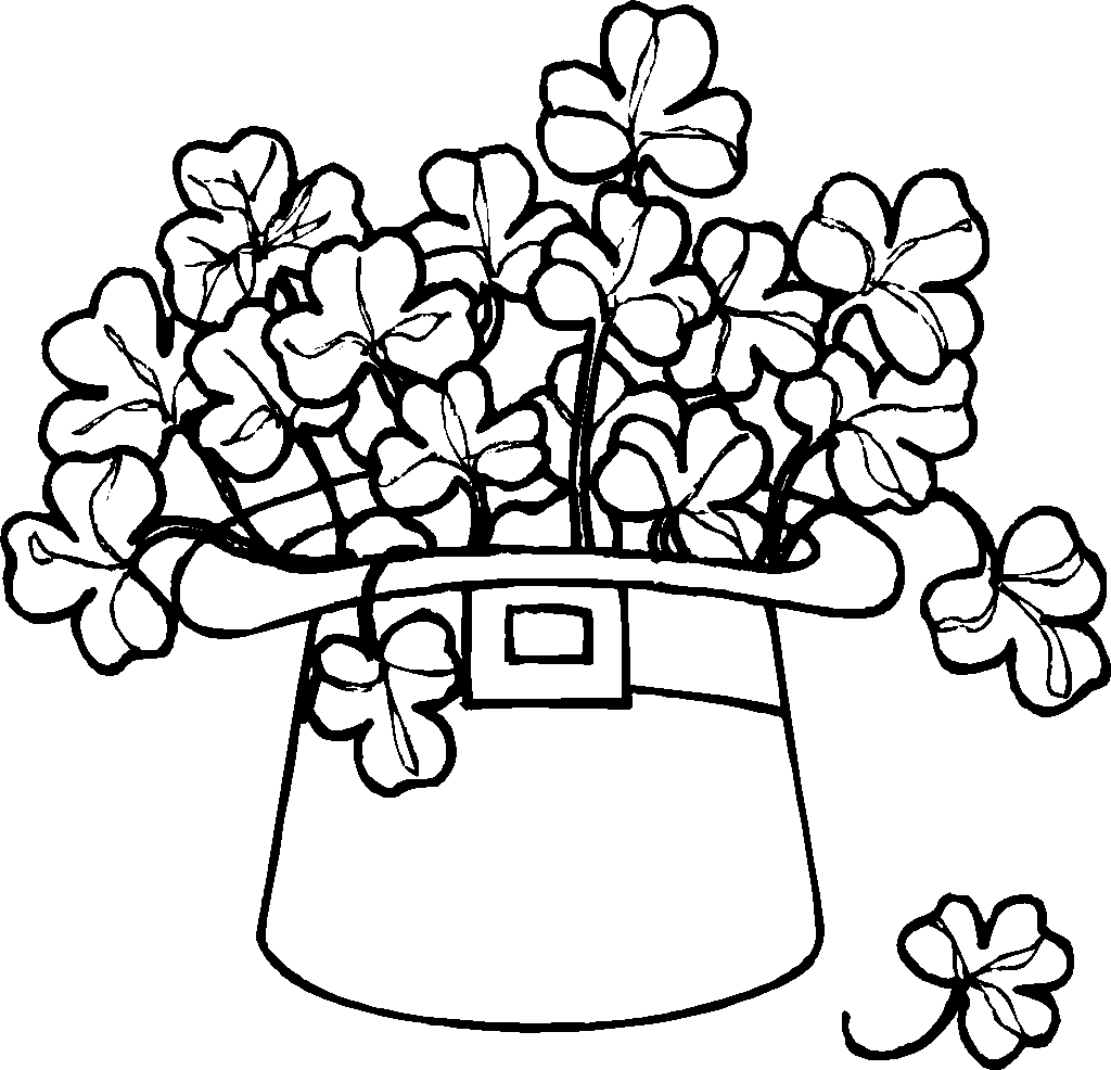 leprechaun coloring | Only Coloring Pages