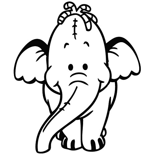 printable heffalump coloring pages - photo#33