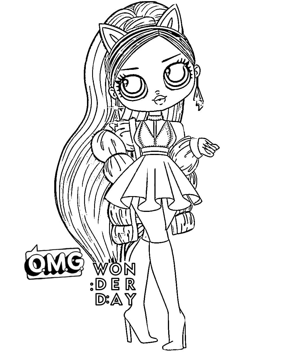 Coloring Colouring Lol Dolls Coloring Dolls Online Free Coloring Pictures Dolls Coloring Book Dolls Also Colorings Coloring Home