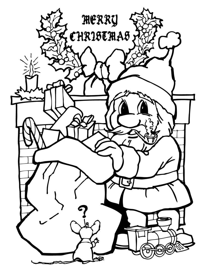 Coloring Pages Twas The Night Before Christmas Coloring Pages twas the night before christmas coloring book eassume com nifgt pages az pages