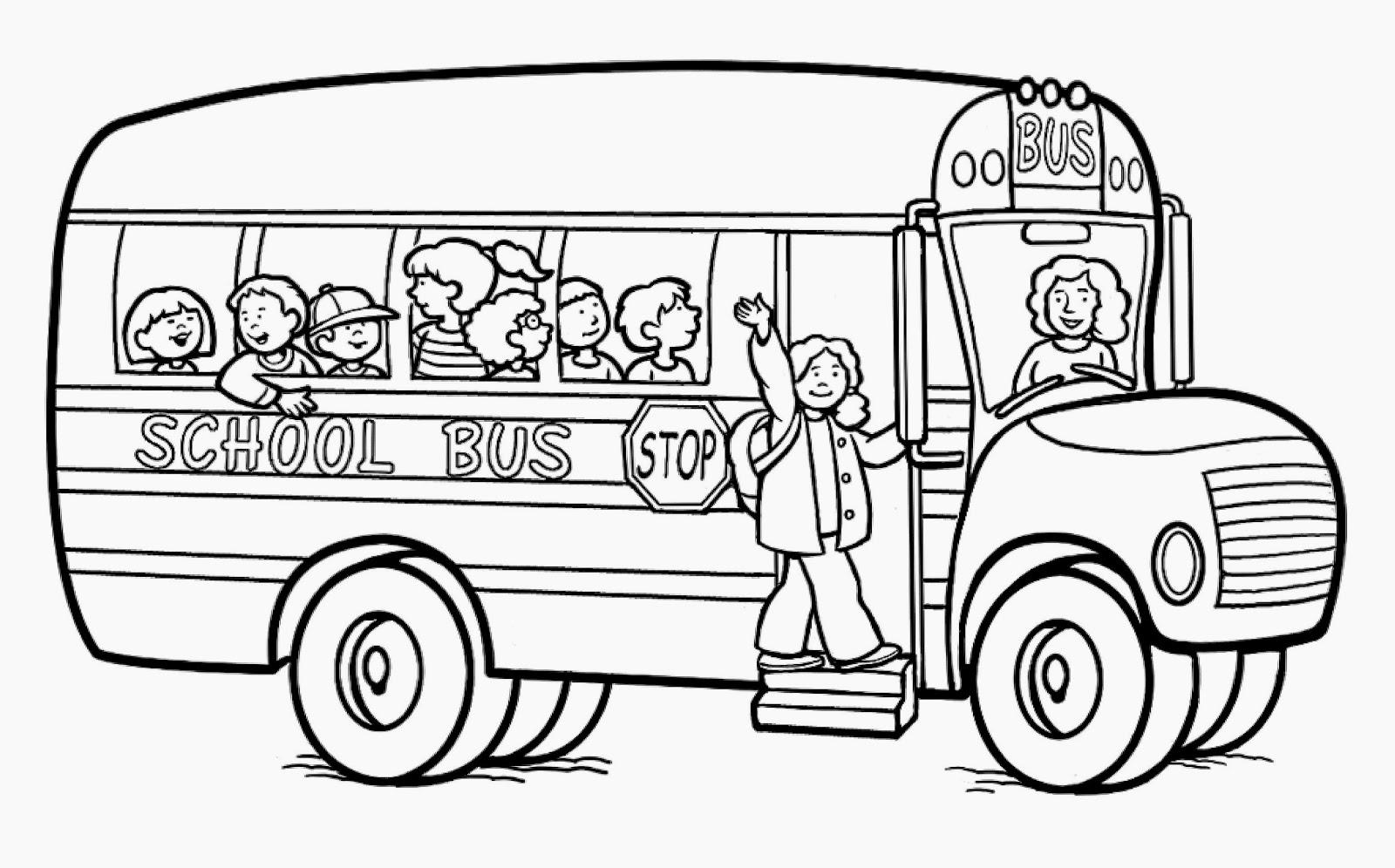 printable school bus coloring pages dqfk16 school bus printable
