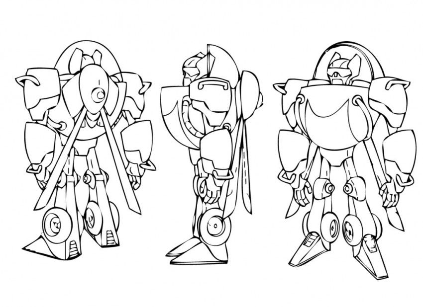 Printable Coloring Pages Transformers Rescue Bots