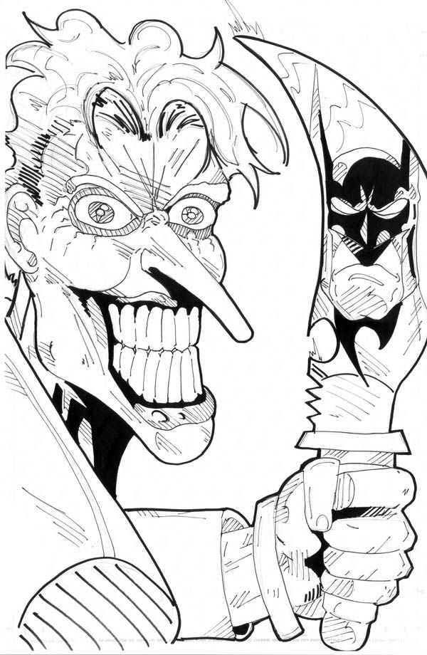 Creepy clown pages for adults coloring pages Horror coloring book for adults
