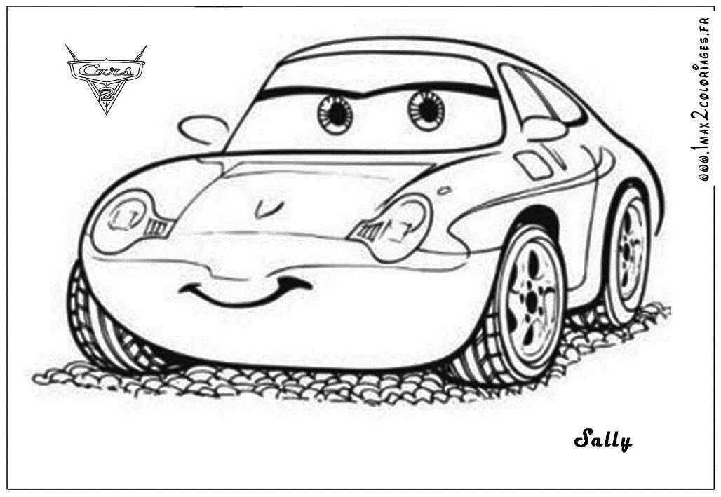 2004 mustang coloring page