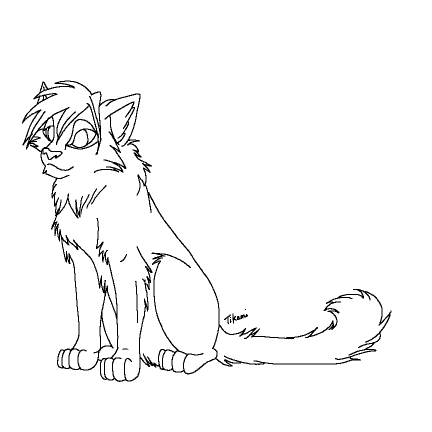 15 Pics of Brighthart Warrior Cat Coloring Pages - Warrior Cats ...
