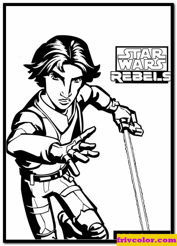 Star Wars Rebels Coloring Pages7 Friv Free Coloring Pages For Coloring Home