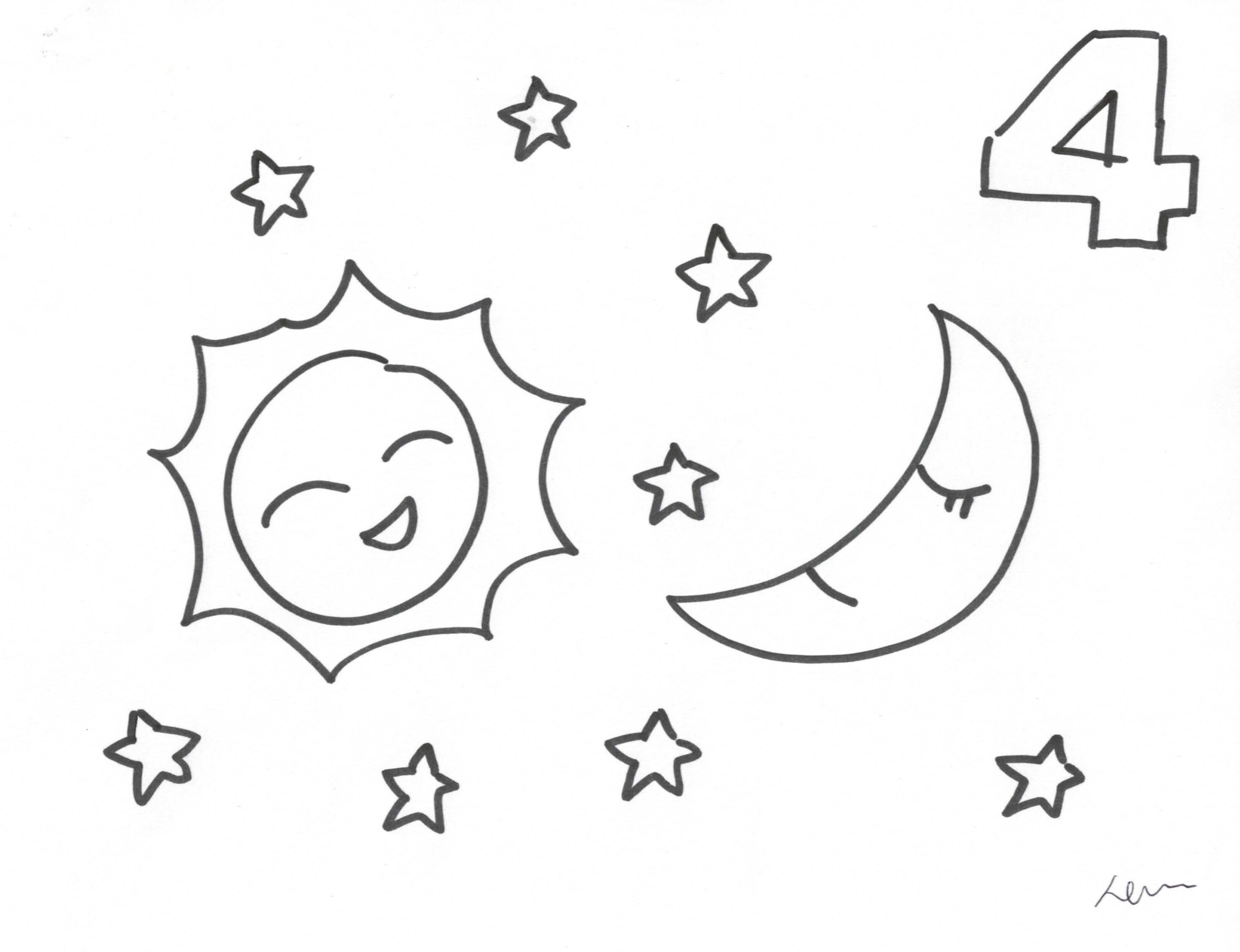 Coloring Pages Creation Earth