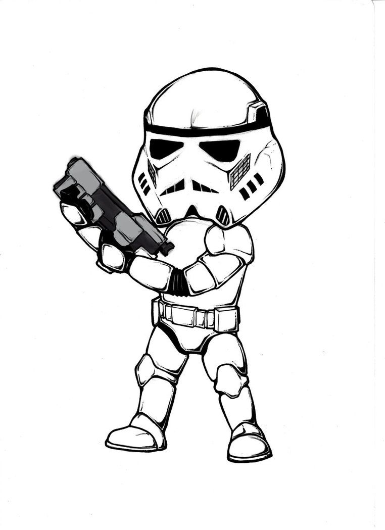Lego Stormtrooper Coloring Pages - High Quality Coloring Pages