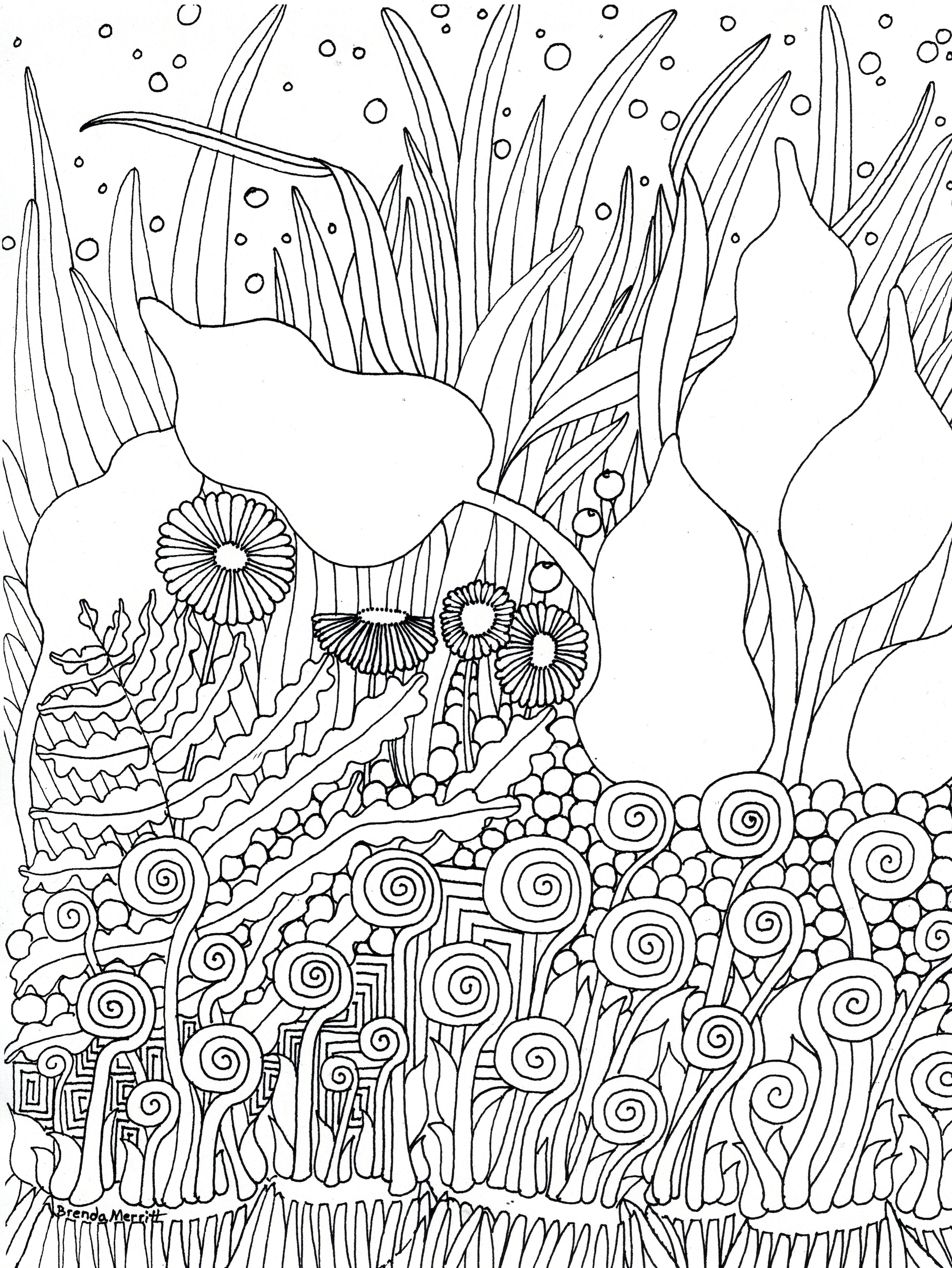 chesapeake bay coloring pages - photo#8
