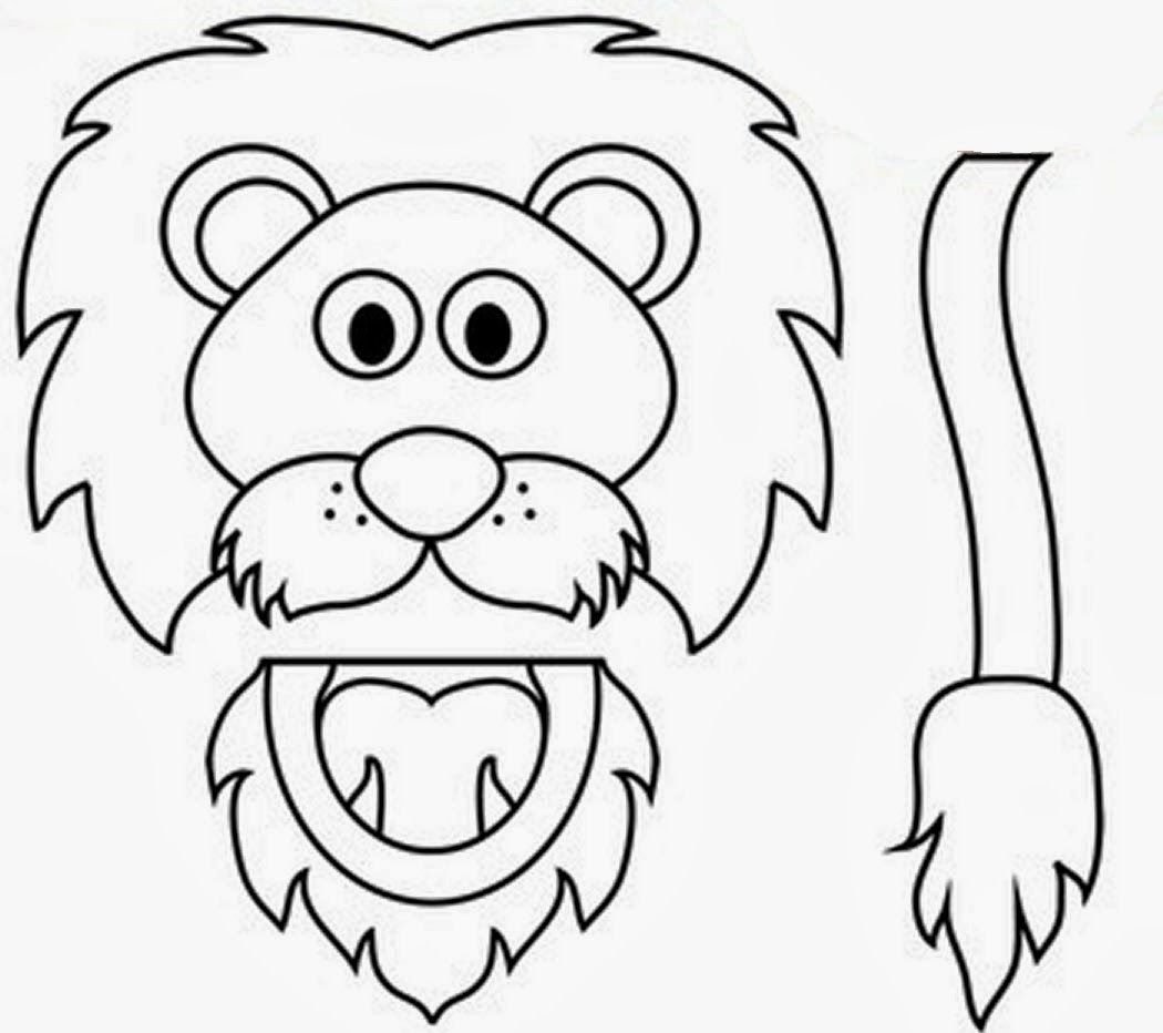 Puppet Coloring Page Coloring