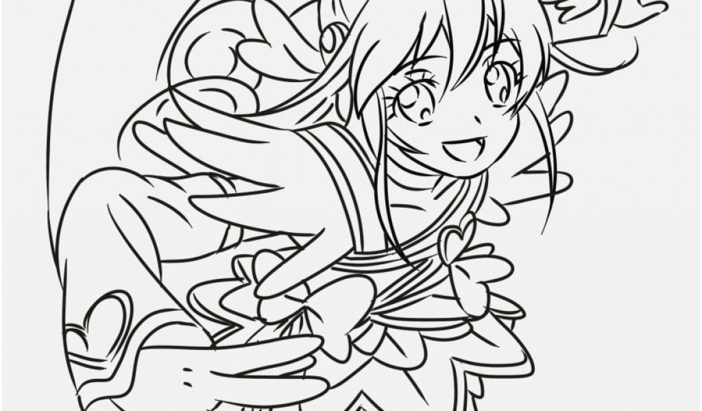 Glitter Force Coloring Pages - Coloring Home