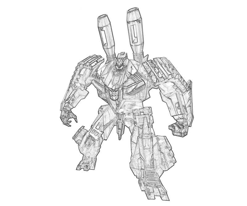 transformers cybertron coloring pages - photo#3