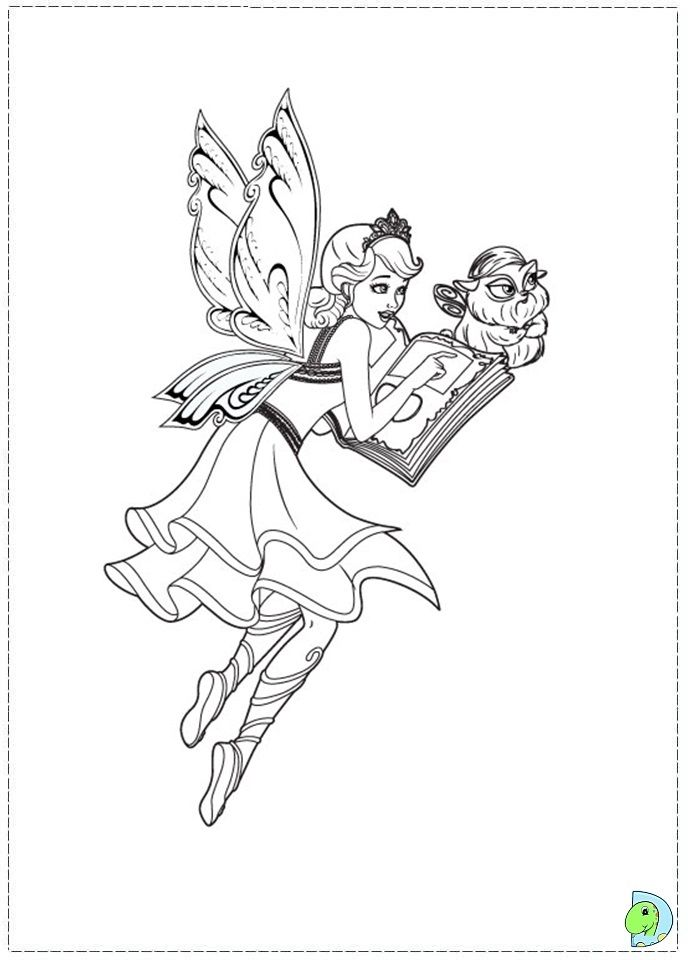 farytale princesss coloring pages - photo#22