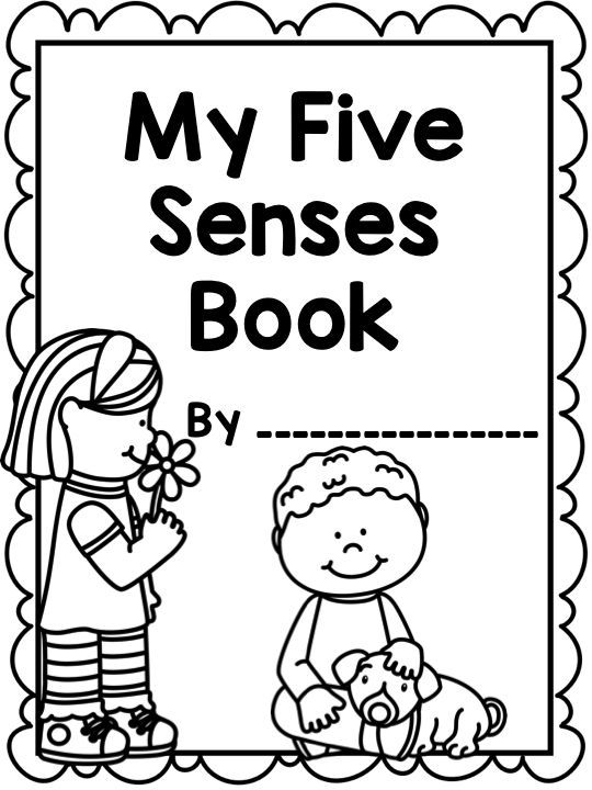 Number names worksheets 5 senses coloring sheets free for Five senses coloring pages