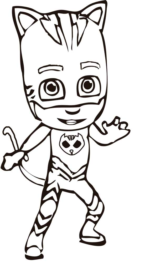 1000 images about coloring pages on pinterest - Pj Masks Coloring Pages
