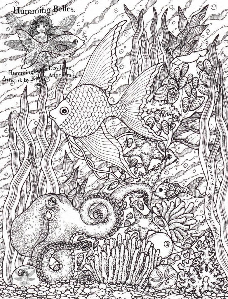 difficult coloring pages for adults - High Quality Coloring Pages