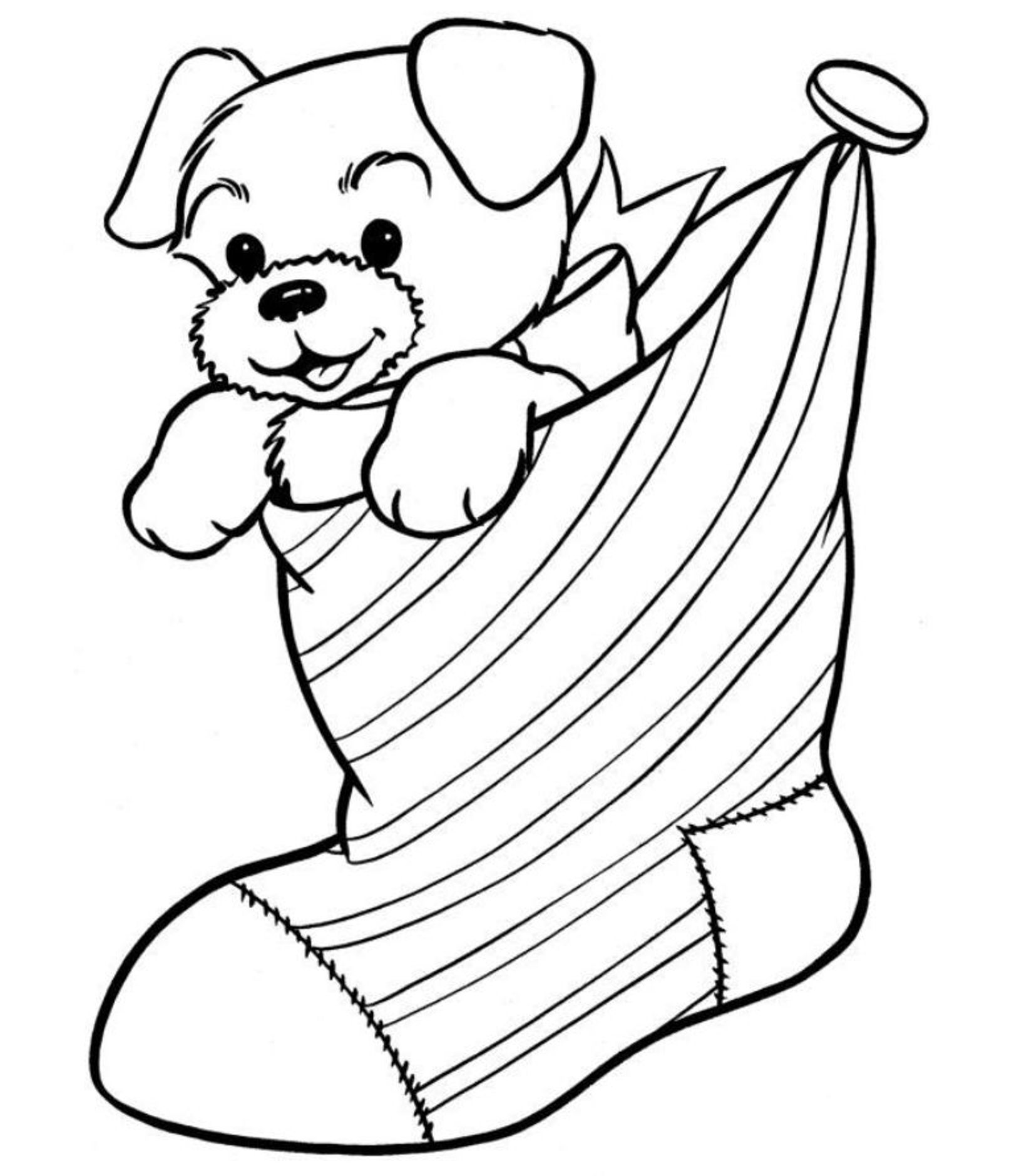 Coloring sheet for christmas - Christmas Present Coloring Sheets Presents Candle And Christmas