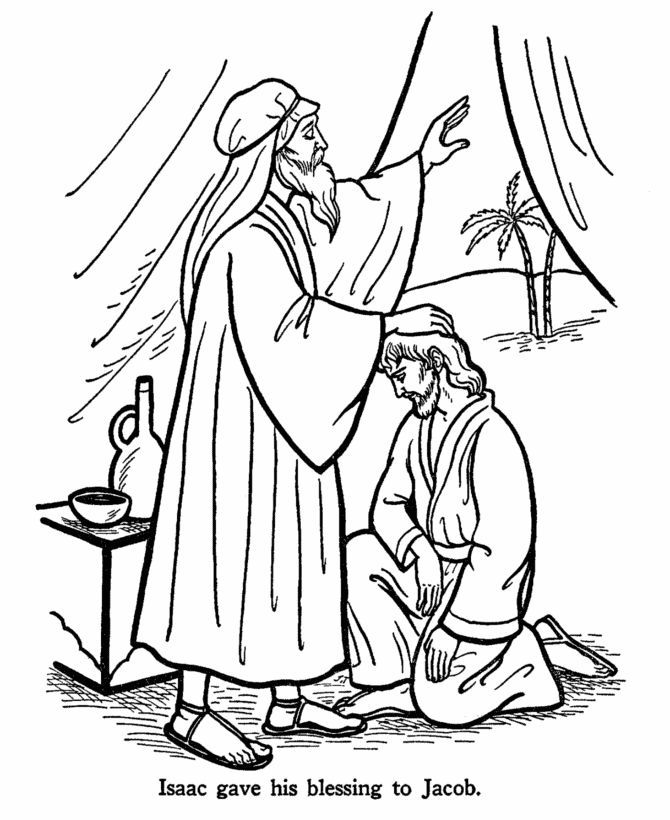 luke 5 coloring pages - photo#25
