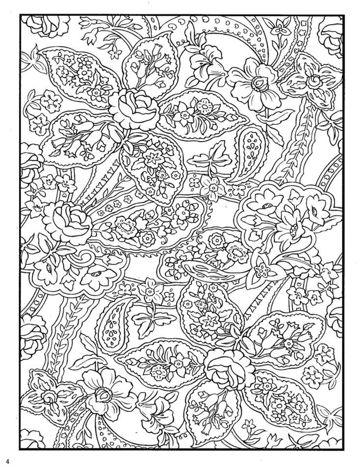 fancy mandala coloring pages - photo#13