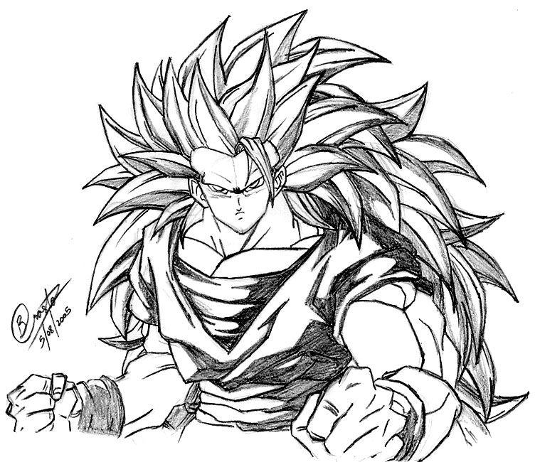 super saiyan god coloring pages - photo#11