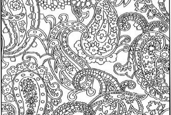 Very Difficult Design Coloring Pages Coloring Home