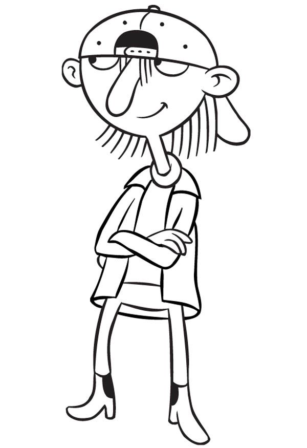 Arnold Coloring Pages Coloring Home