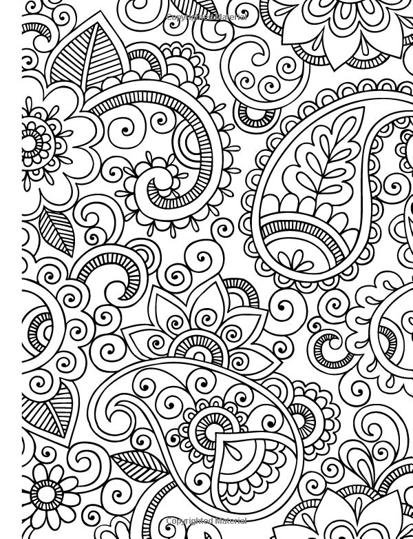 Relaxing Coloring Sheets Newitaliancinema.org - Coloring Home