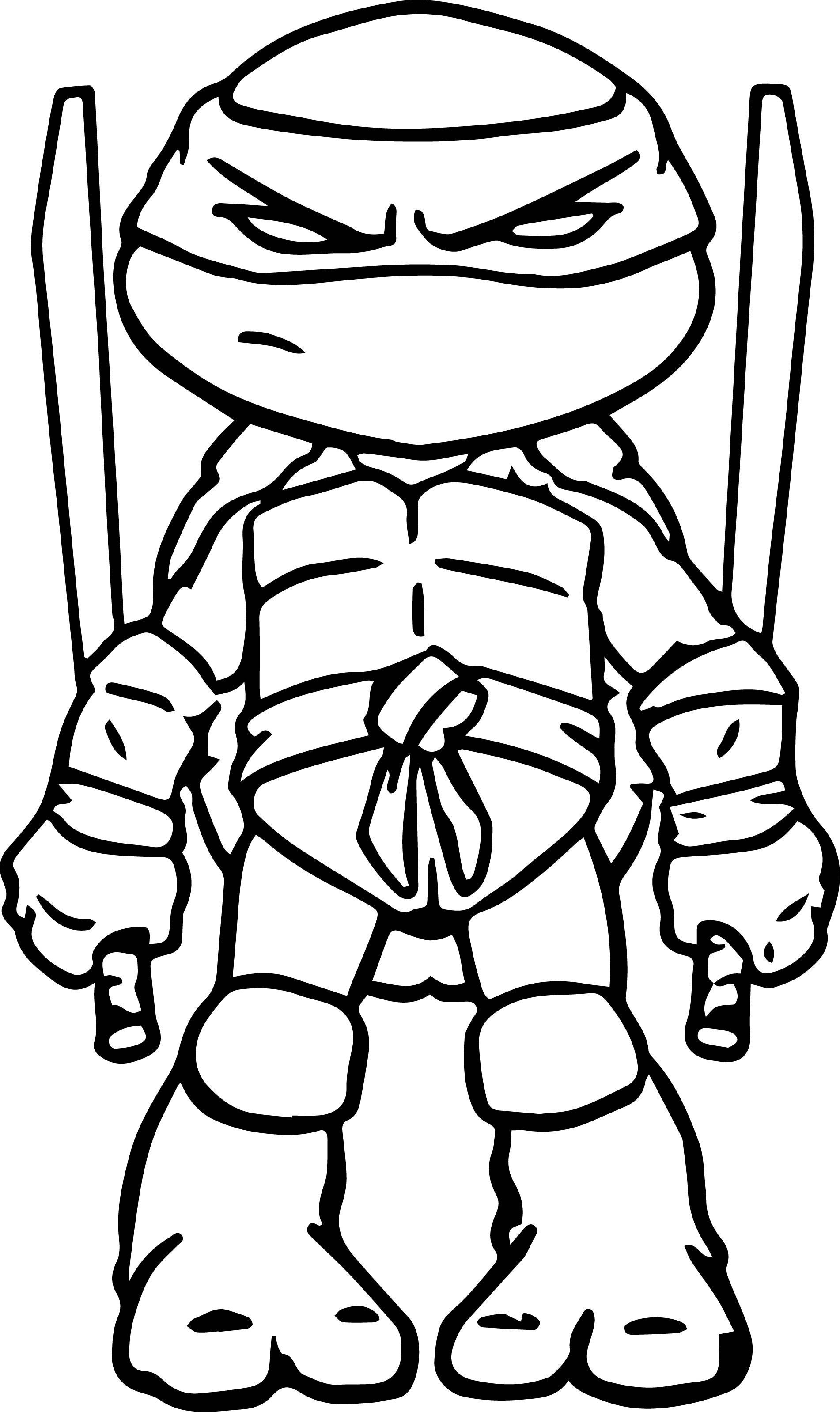 - Coloring Pages Of Ninja Turtles - Coloring Home