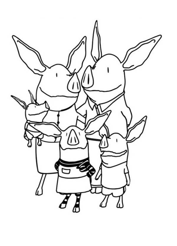 proud family coloring pages - photo#15