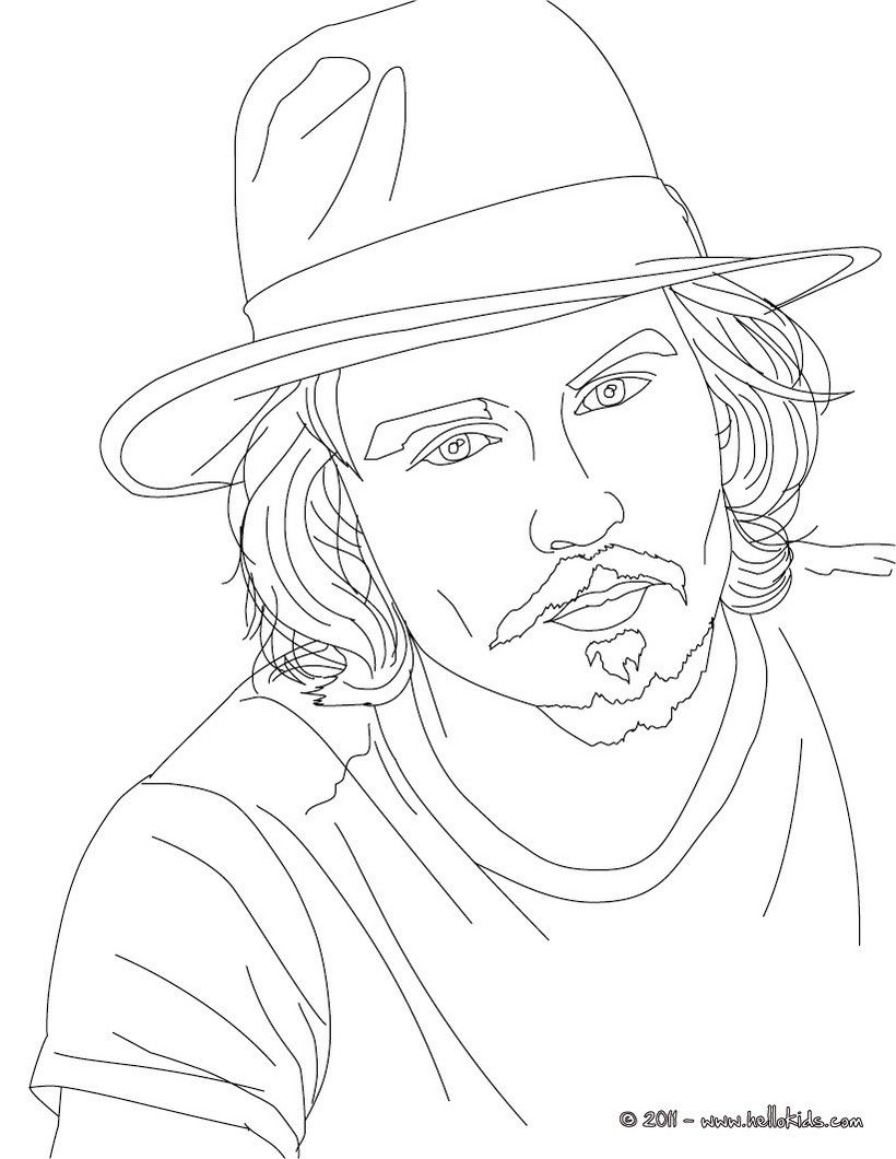 american celebrities coloring pages kristen stewart