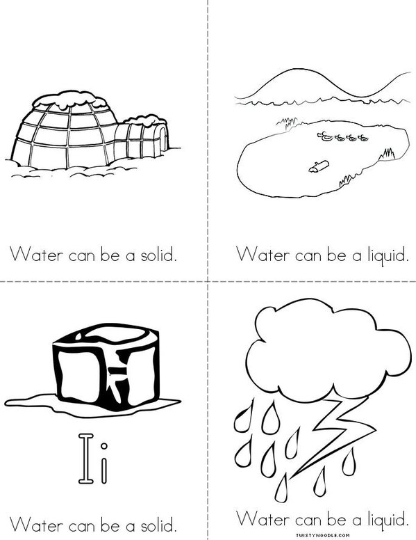 states of matter coloring pages  az coloring pages, printable coloring