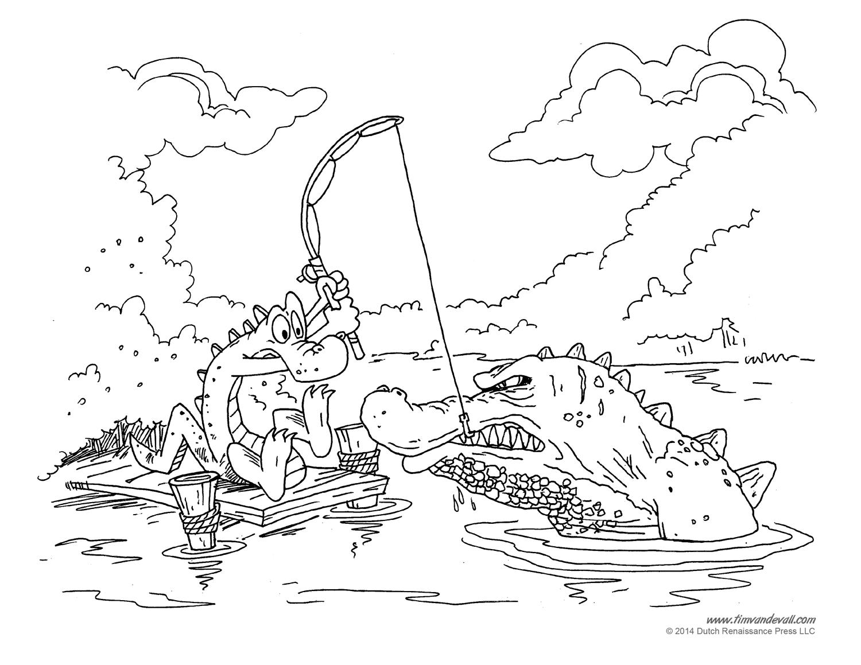 cajun coloring pages - photo#15