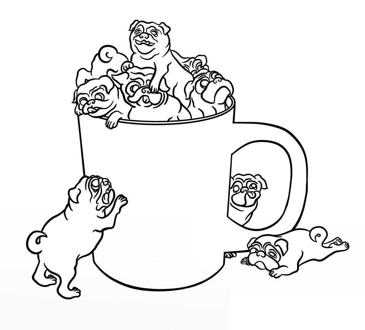 Tumblr Coloring Pages Coloring Home