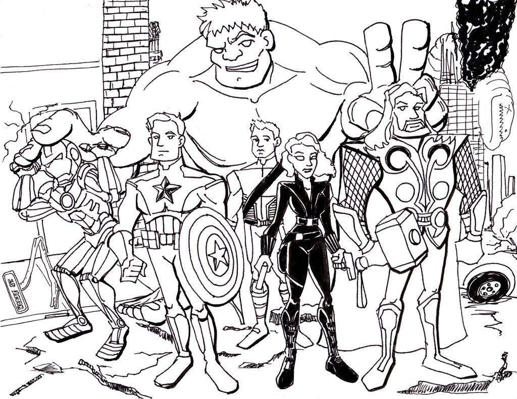 Adult Top Avenger Coloring Page Images top free avengers coloring pages printable to print gallery images