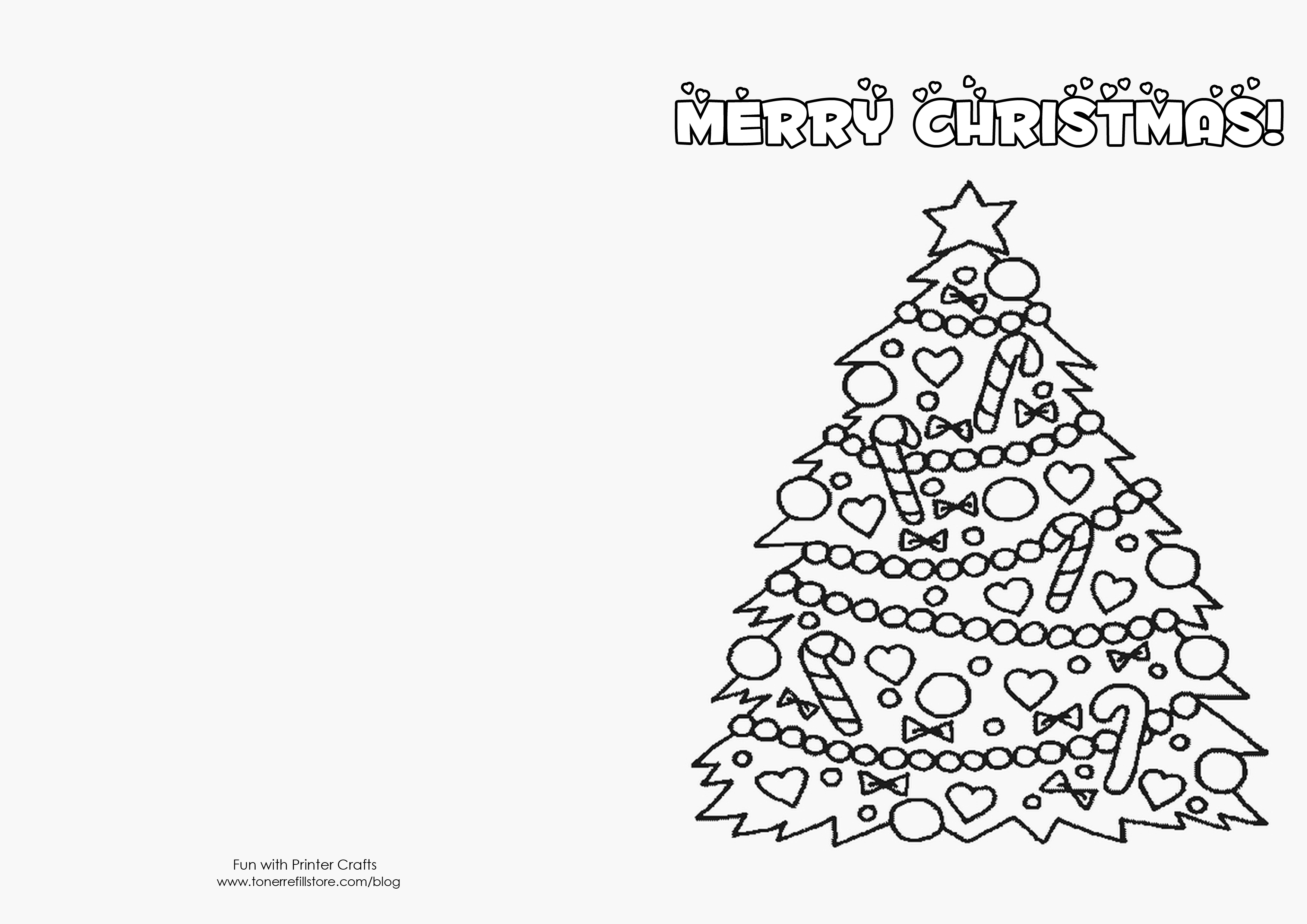 Printable Christmas Cards To Color.How To Make Printable Christmas Cards For Kids To Color