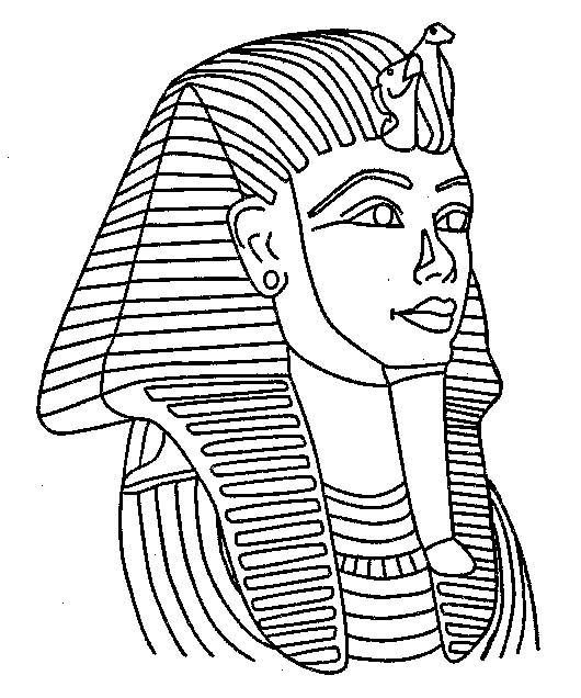 egyptian sphinx coloring pages - photo#11