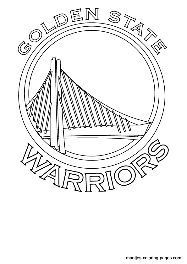 Coloring Pages Nba Basketball