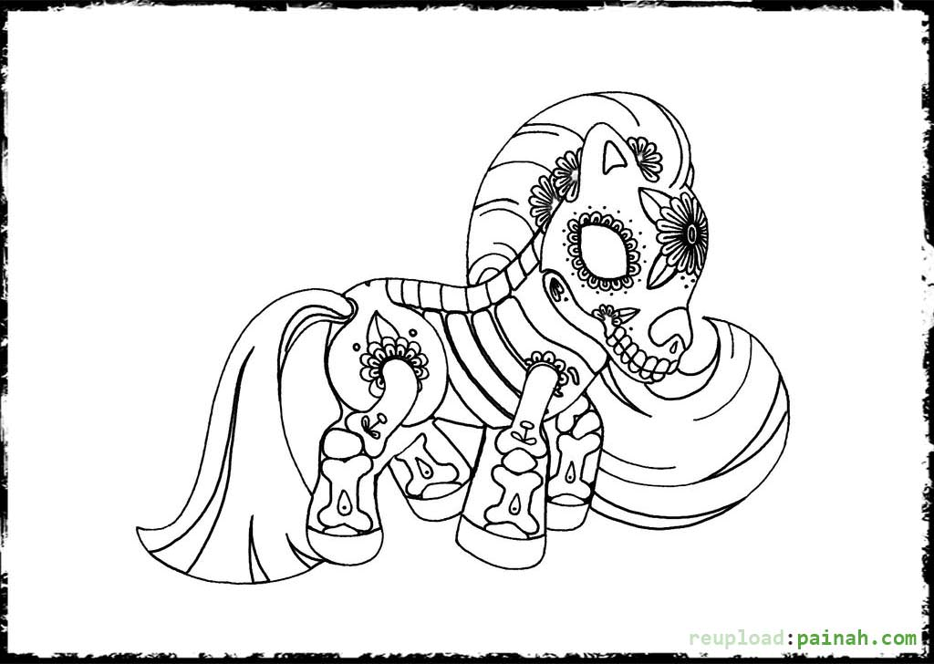 coloring page for day of the dead coloring home