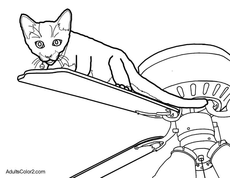 fan coloring page coloring home fan coloring page coloring home