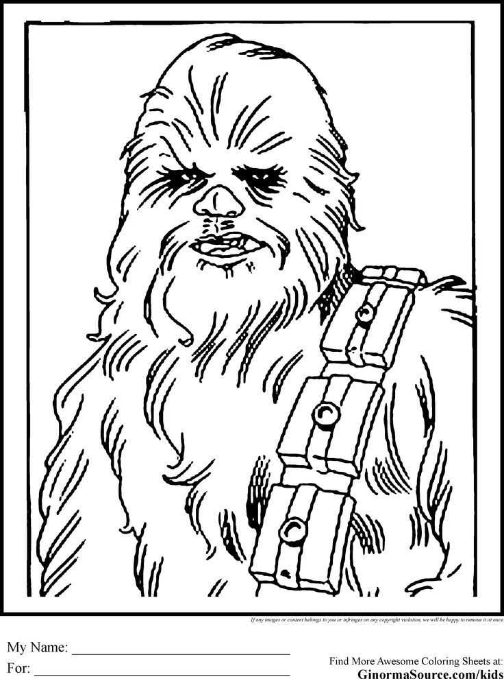 all star wars coloring pages - photo#34