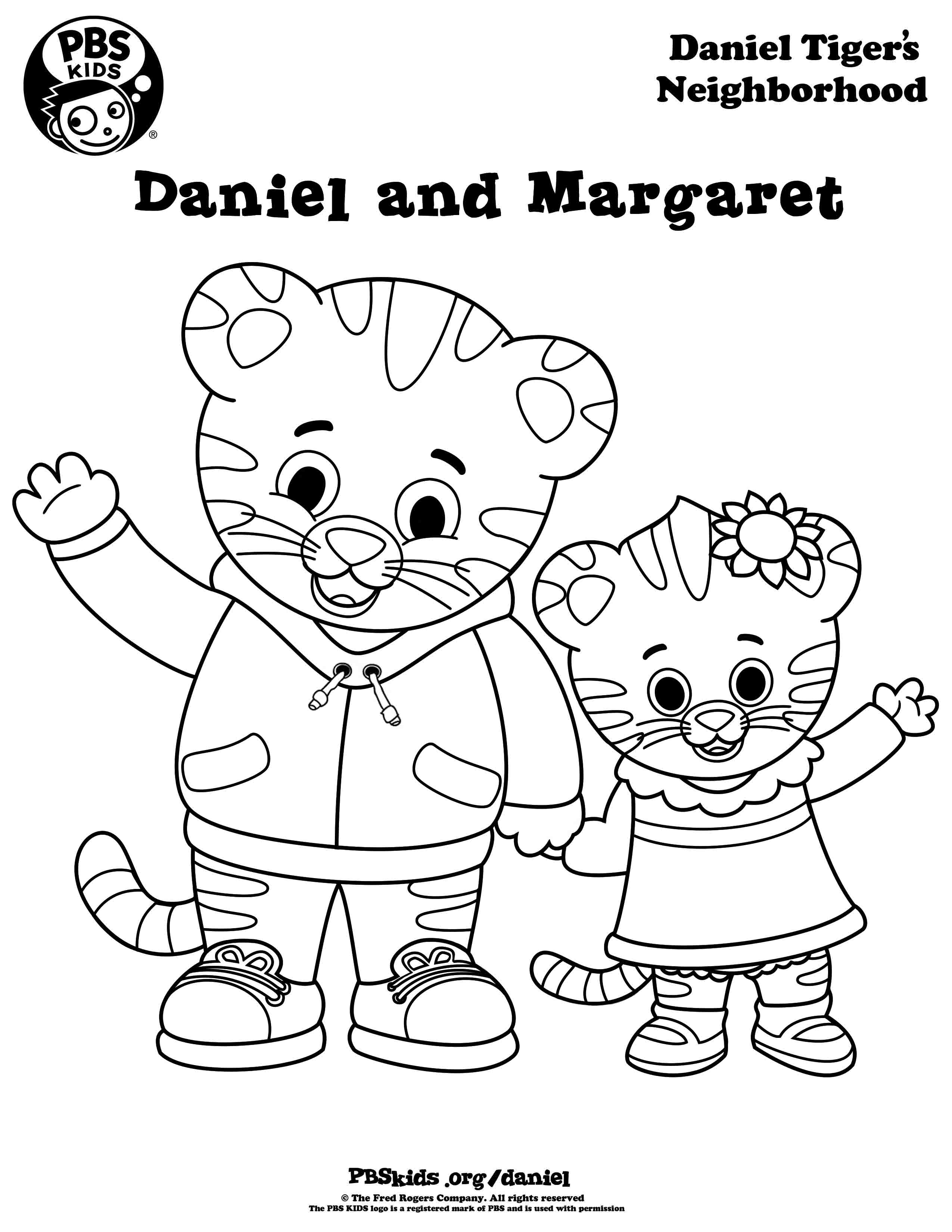 mr rogers coloring pages - photo#14