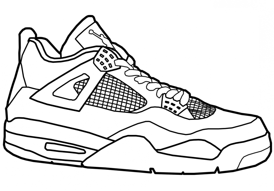 - Jordan 11 Coloring Pages - Coloring Home