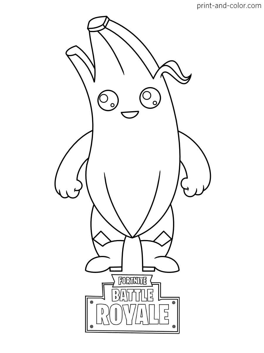 It is a photo of Fortnite Coloring Pages Printable intended for red knight